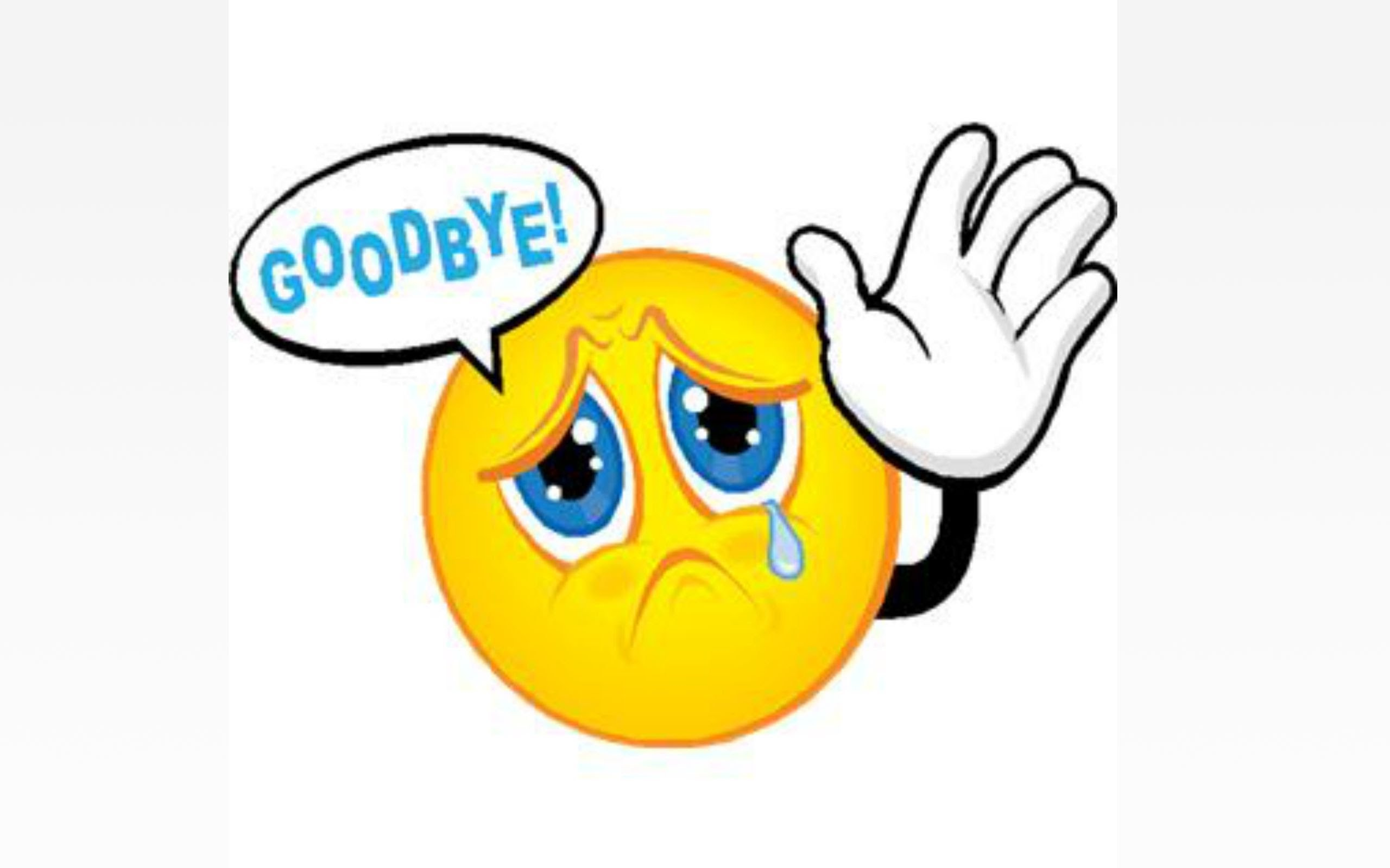 I Will Miss You Clipart at GetDrawings.com.