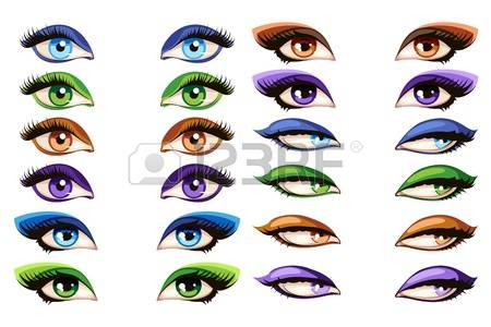 28,719 Female Eyes Stock Illustrations, Cliparts And Royalty Free.