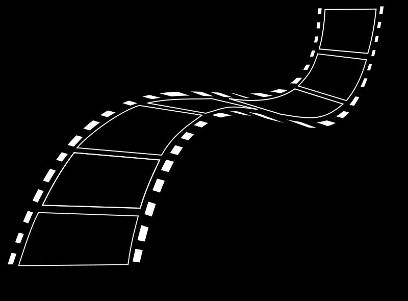 Free Clipart: Film Strip.