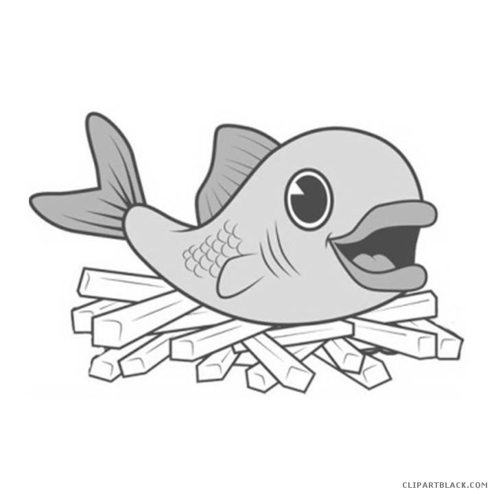 Chip clipart fish, Chip fish Transparent FREE for download on.