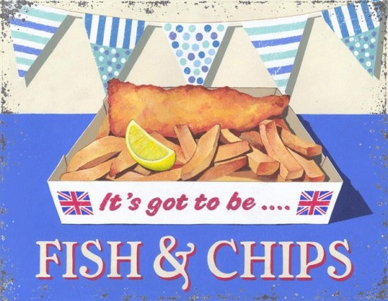 Fish And Chips Clipart (102+ images in Collection) Page 3.