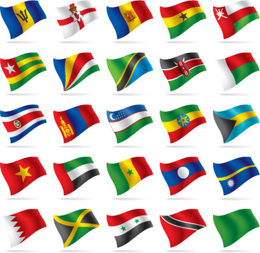 World flags vector free free vector download (3,899 Free vector.