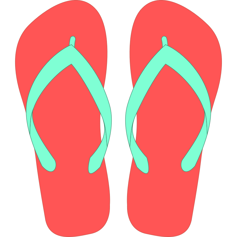 Free Pictures Of Flip Flops, Download Free Clip Art, Free.