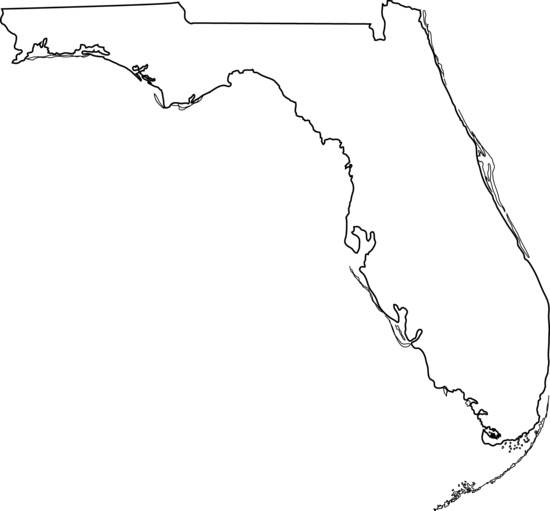 1362 Florida free clipart.