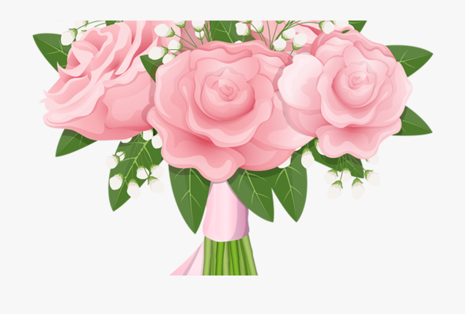 Realistic Flower Bouquet Svg Black And White Library.