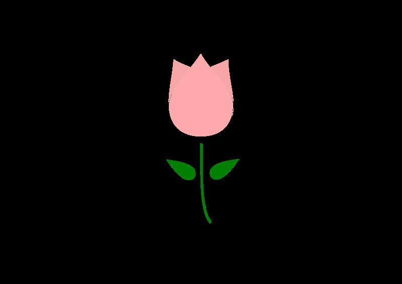 Free Clipart: Tulip Flower.