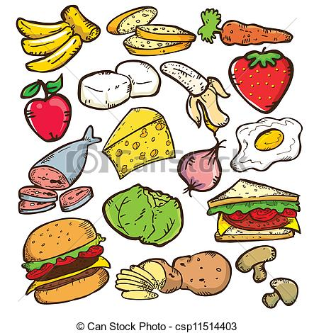 Food Clipart, Download Free Clip Art on Clipart Bay.
