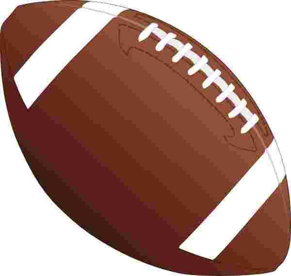 Cliparts Library: Tryggvason Football Clipart Football Clip.