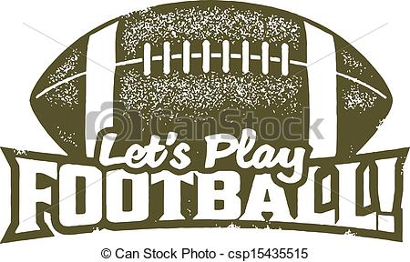 free clipart football season #5