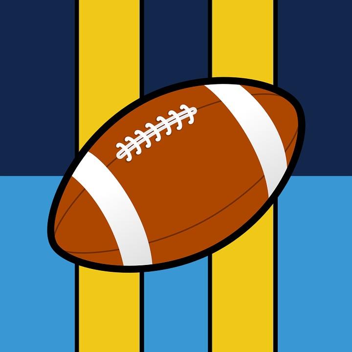 free clipart football season #3