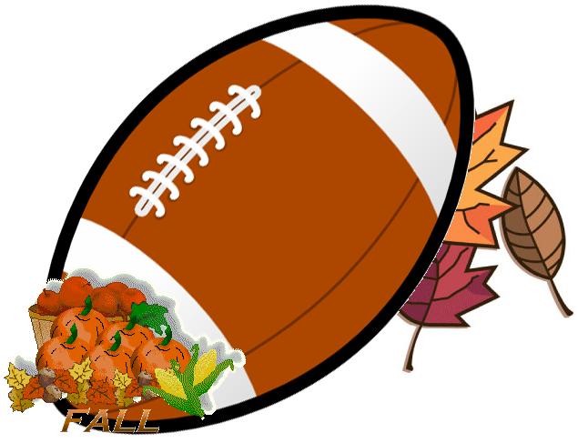 Football Season Clip Art.