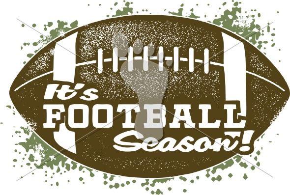 free clipart football season #16