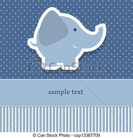 baby shower invitation templates vector vector clipart of ba.