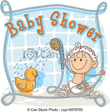 Free Clip Art For Baby Shower.