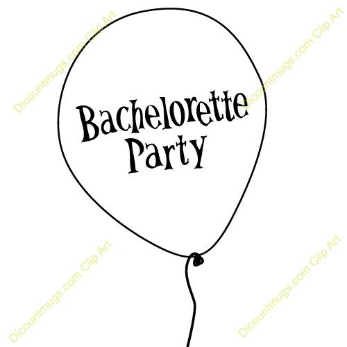 Bachelorette Clipart.