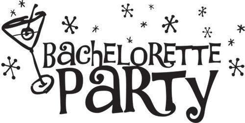 Simply Screen Silk Screen Stencil Bachelorette Party.