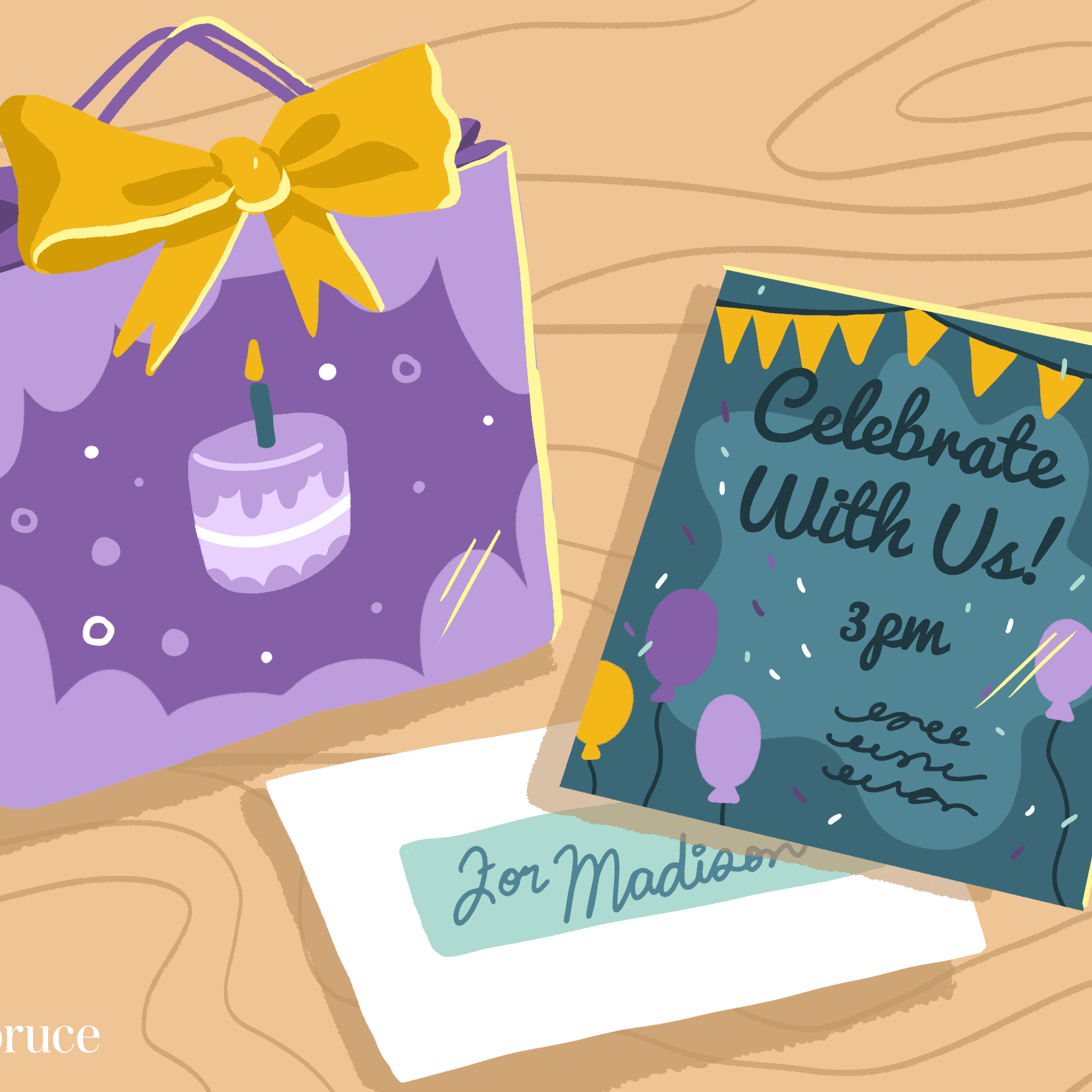 17 Free, Printable Birthday Invitations.