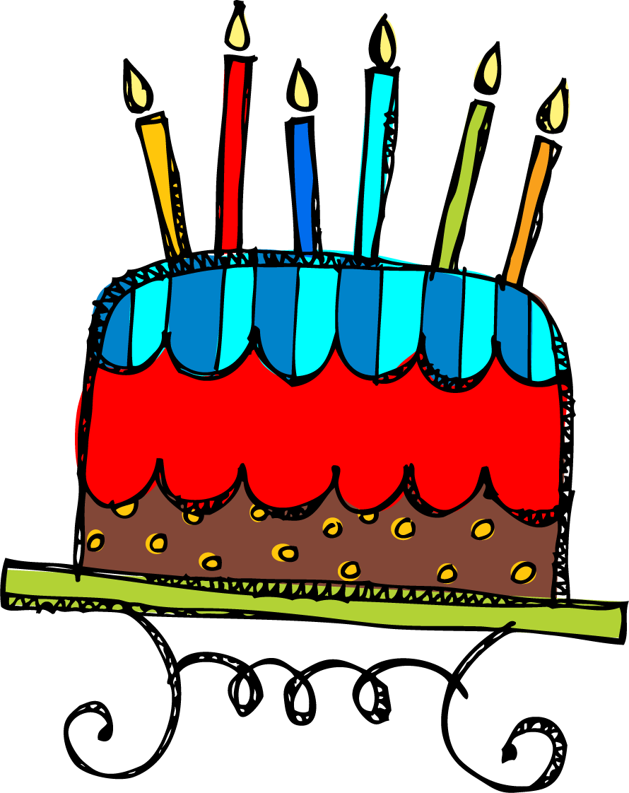 Free Images Of A Birthday Cake, Download Free Clip Art, Free.