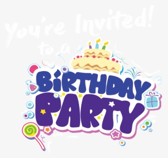 Free Birthday Celebration Clip Art with No Background.