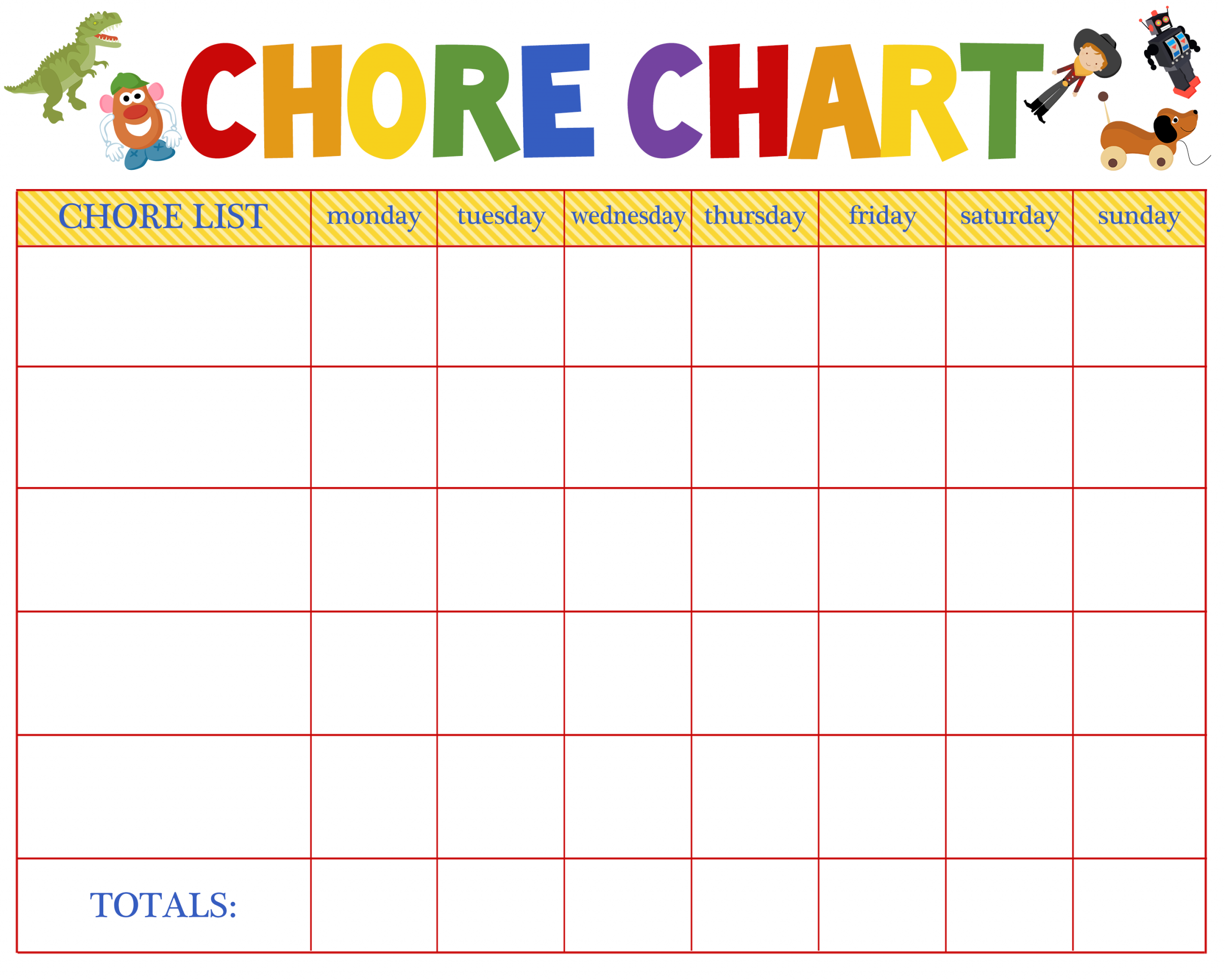 color pages ~ Free Printable Reward Charts For Kids Color.