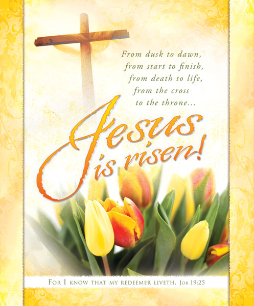Free Church Bulletin Clip Art/Easter.