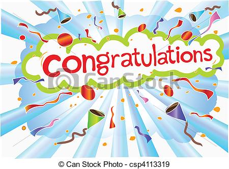 Congratulations Stock Illustration Images. 137,125 Congratulations.