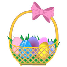 Free Clipart For Easter Season.