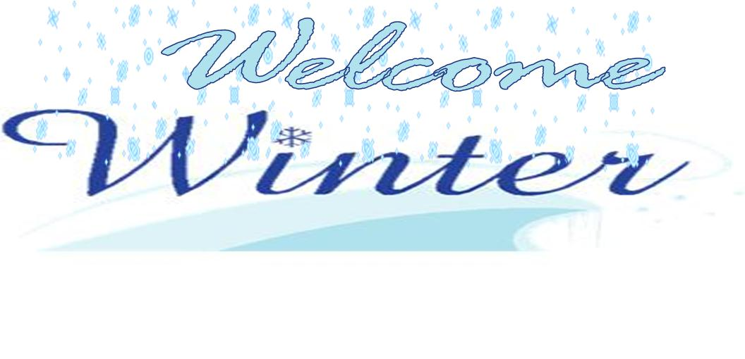Clipart first day of winter 2015.