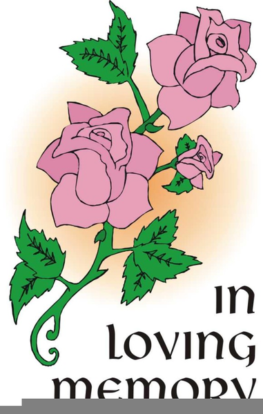 Clipart For Funeral Program.