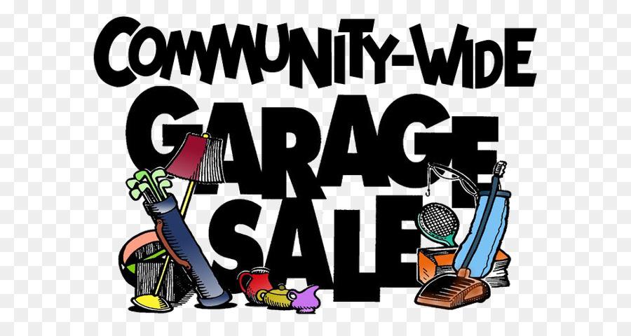 Garage sale Sales Clip art Image.