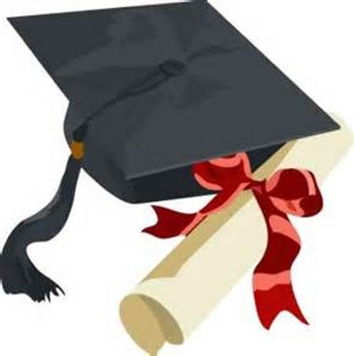 Graduation Clip Art For Kids.