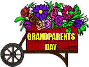 1426 Grandparents free clipart.