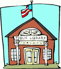 Library Clip Art Free.