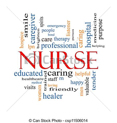 Nurses At Work Clipart.