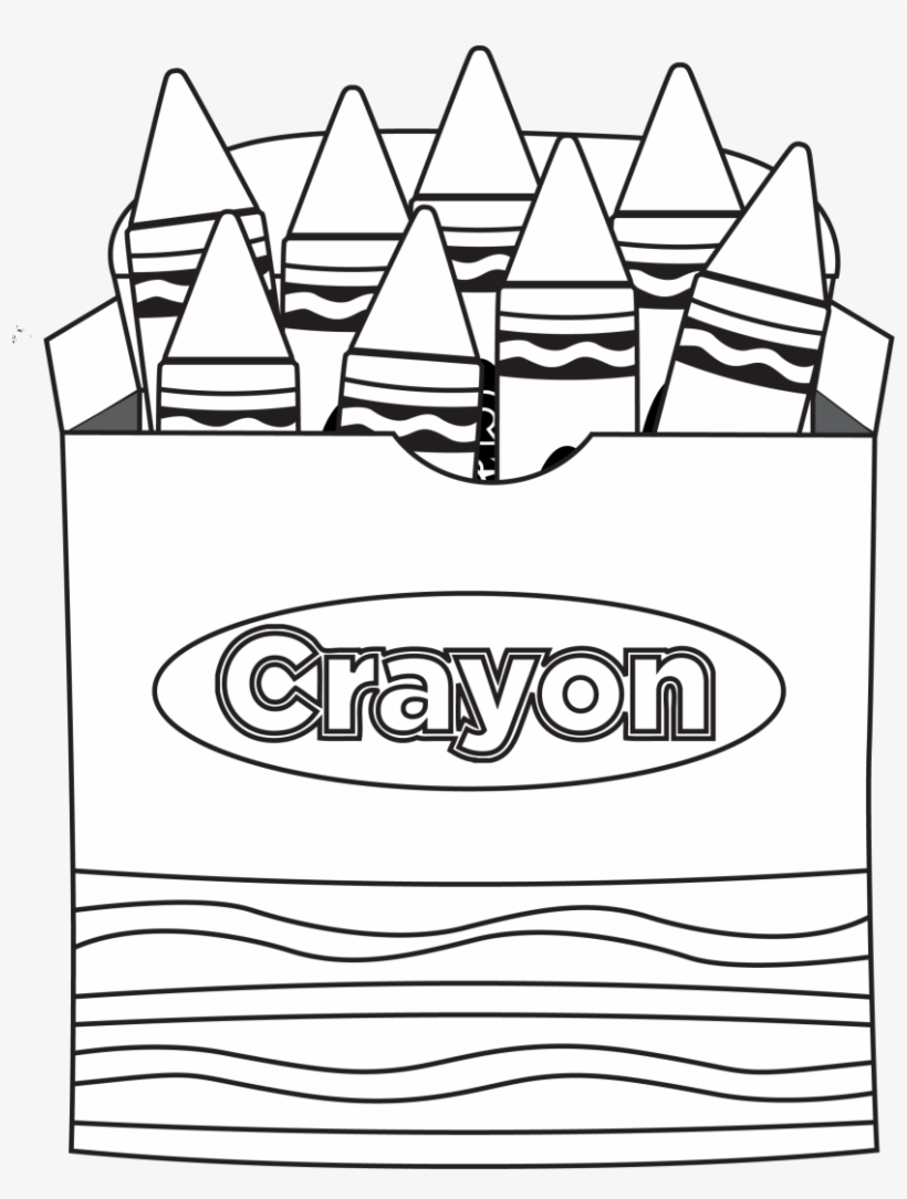 Green Crayon Clipart Free Clip Art Coloring Pages 830×1057.