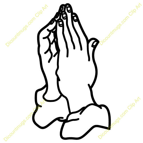 Prayer Clipart.