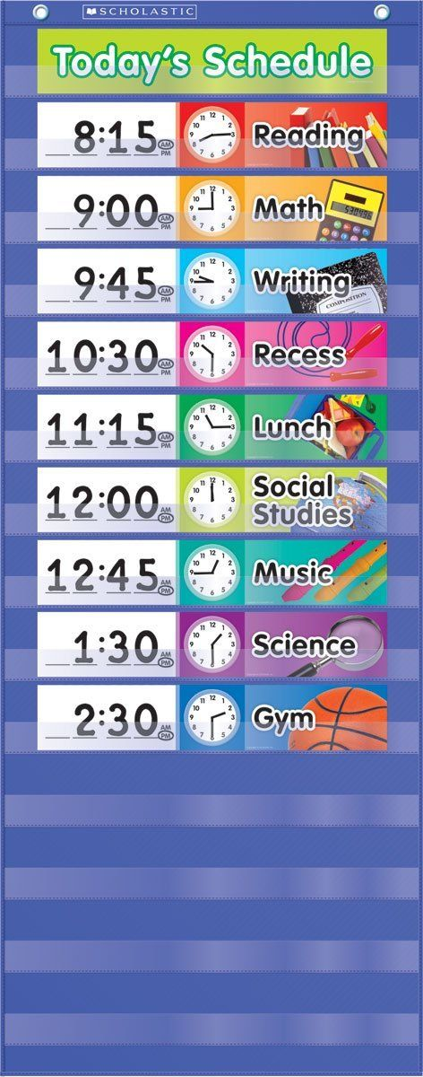 1462 Schedule free clipart.