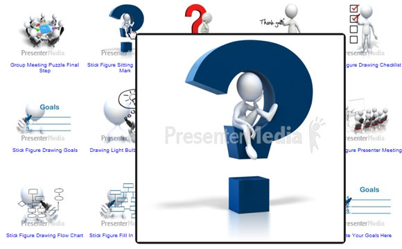 3d For Powerpoint Clipart.