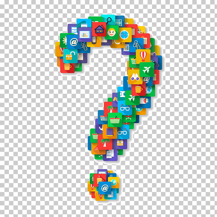 Question mark , questions and answers PNG clipart.
