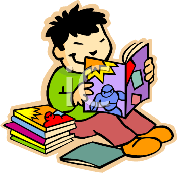 Free Clipart For Reading And Writing.
