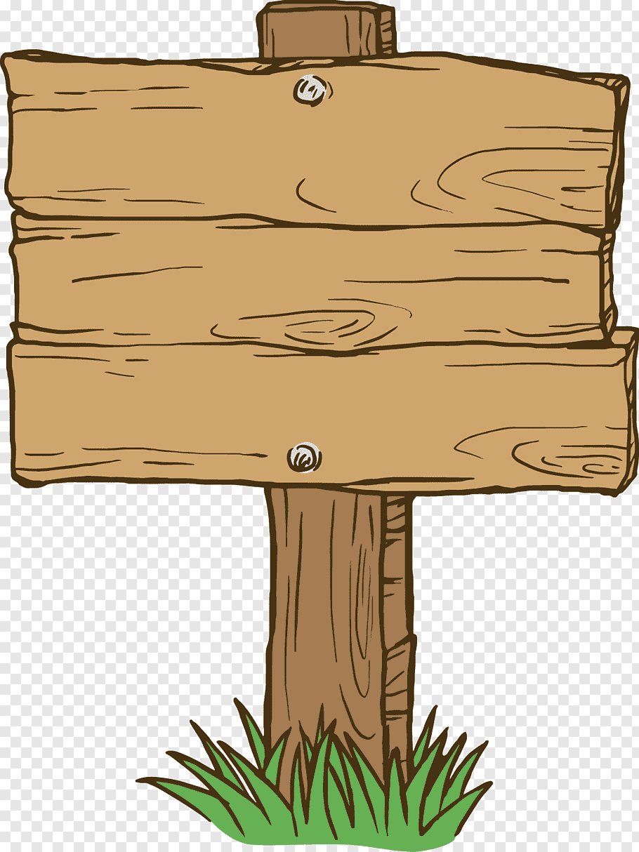Brown wood signage stand illustration, Wood Euclidean, Wood.
