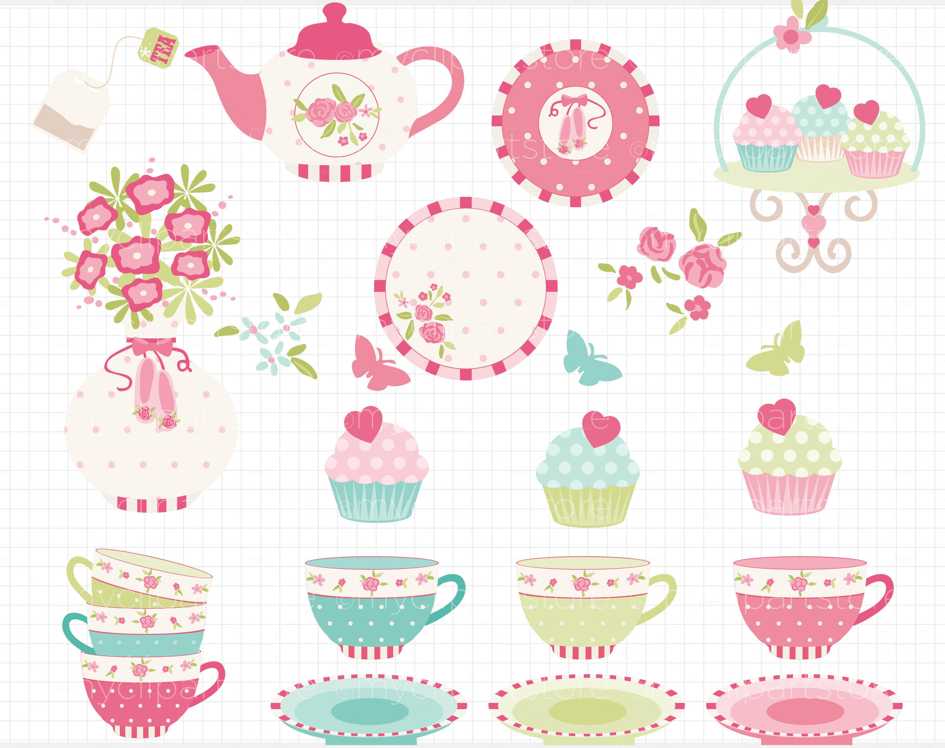 Free Tea Party Cliparts, Download Free Clip Art, Free Clip.