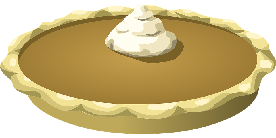 Free vector graphic: Pumpkin, Pies, Desserts, Sweets.