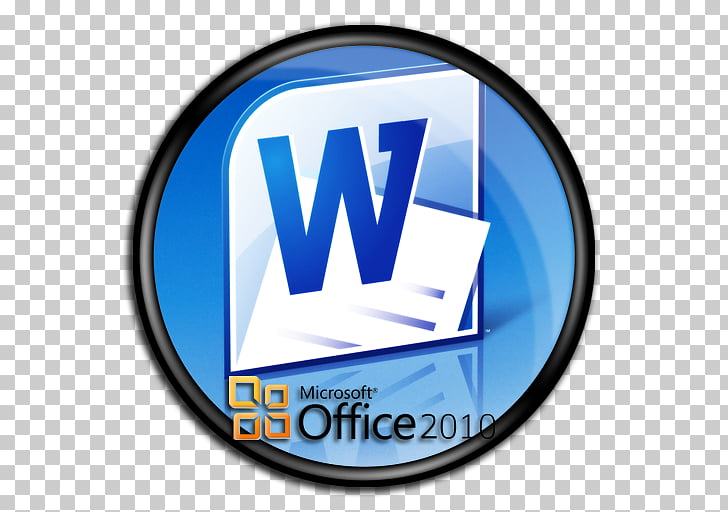 Microsoft Office 2010 Microsoft Word Microsoft Excel.