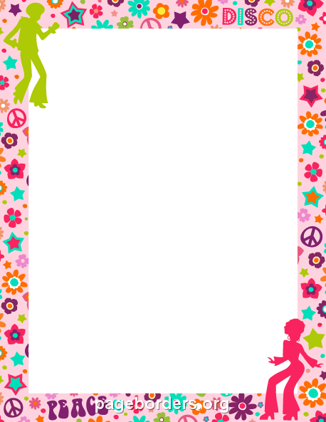 Free Clipart Frames And Page Borders.