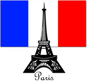 France Flag Clipart, French Flag Free Clipart.