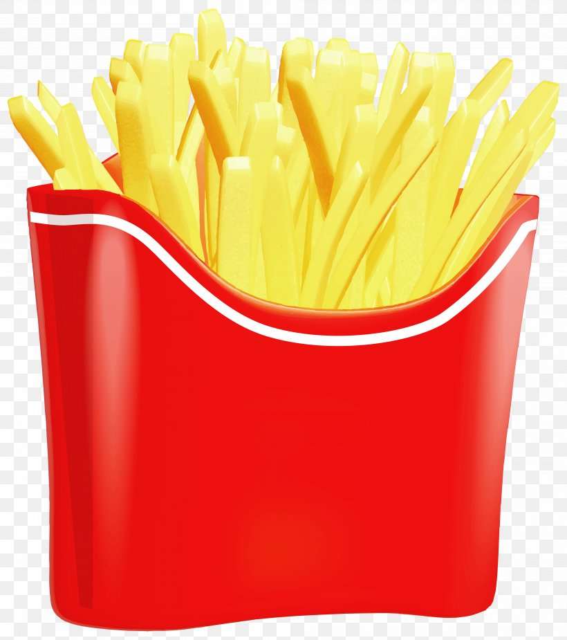 McDonald\'s French Fries Hamburger Fast Food Clip Art, PNG.