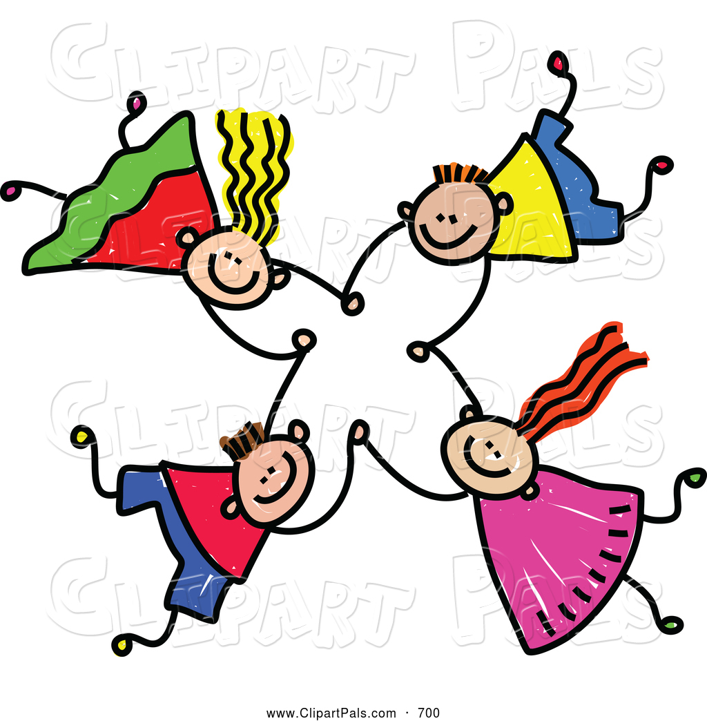 Friends Holding Hands Clipart Clipart Kid.
