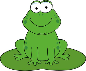Free Clipart Frogs Animated.
