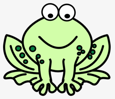 Free Frog Clip Art with No Background , Page 2.